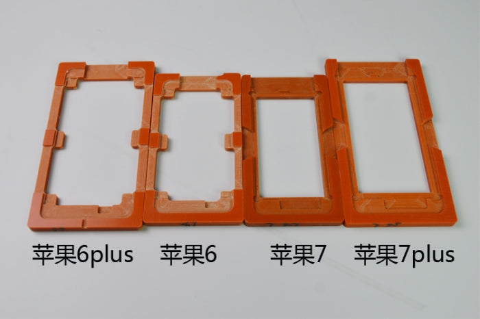 LCD Screen Laminating and Positioning Mold for iPhone Screen Repair