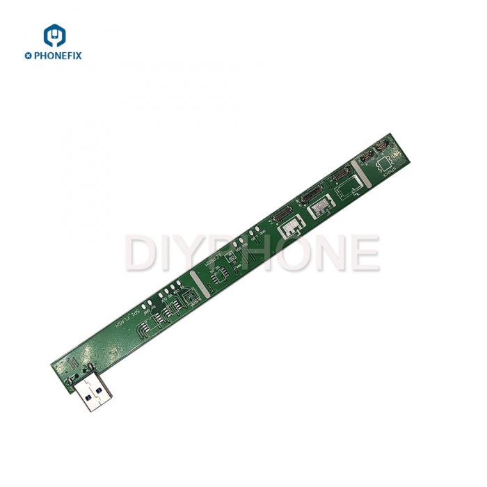 IP BOX 2nd Expanded board Screen Photosensitive read write Adapter