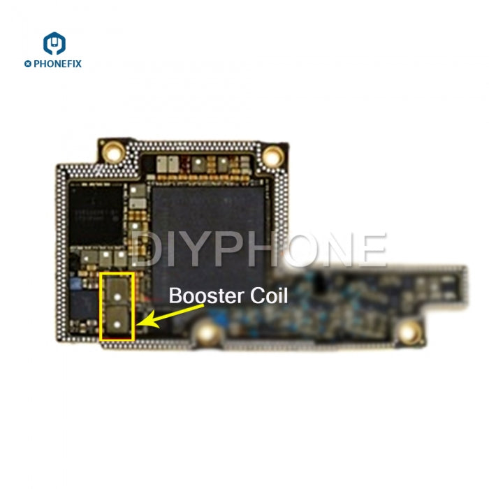 iPhone boost coil capacitor L3340 L3341 8 8P X charge inductor