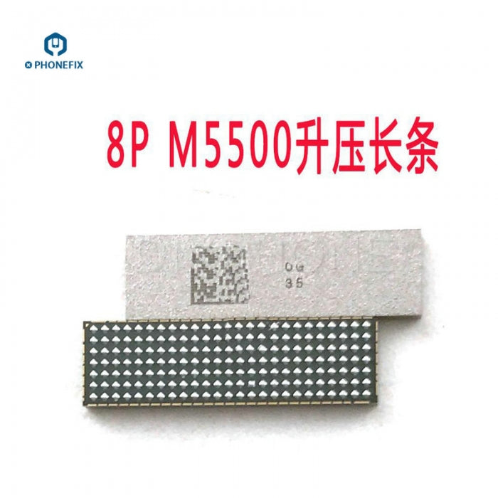 Booster Inductor Module IC Chip Speaker Amplifier For iPhone 8 8P