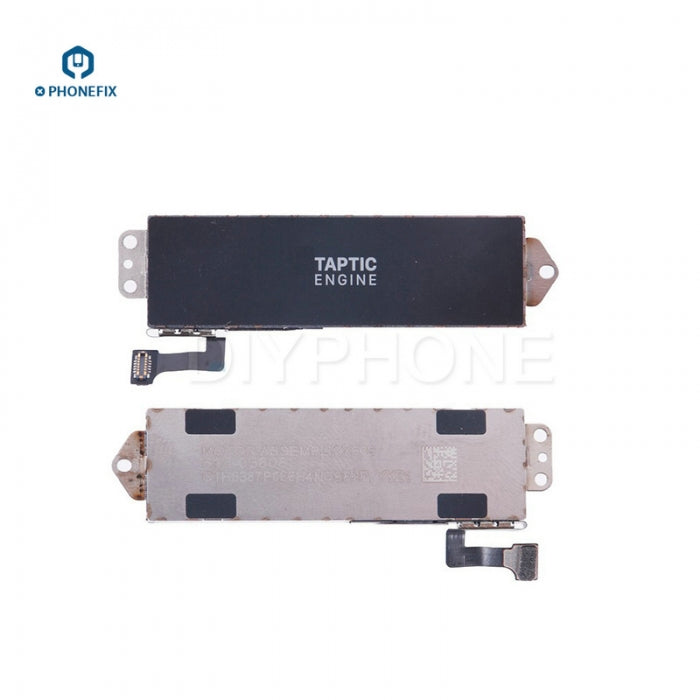 Vibrator Motor with Flex Cable Replacement Part for iPhone 8 8P X