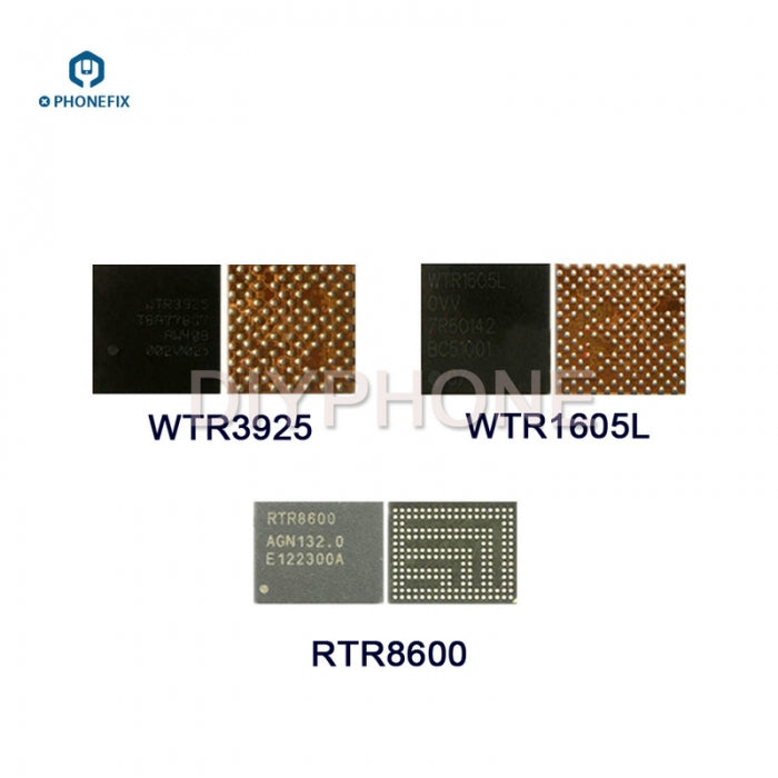 WTR3905 Midfrequency Power IC RF Receiver Chip For iPhone 6 6Plus