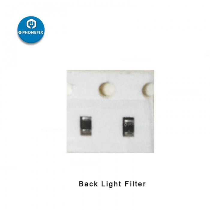 Backlight IC Flash Light IC Diode Filter Coil For iPhone 6 6P 6S 7 7P