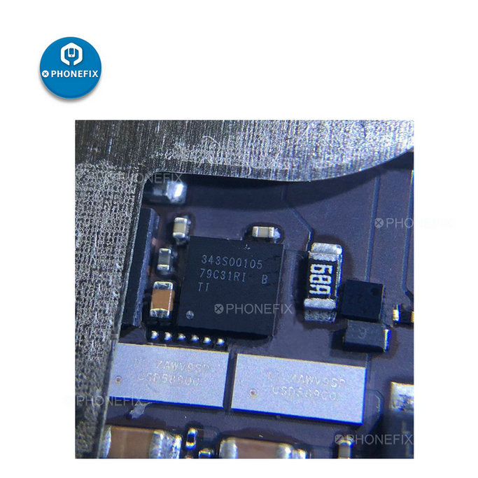 "USB Charging IC 343S00121 343S00105 U2 Power IC For iPad 10.5"" 12.9"""