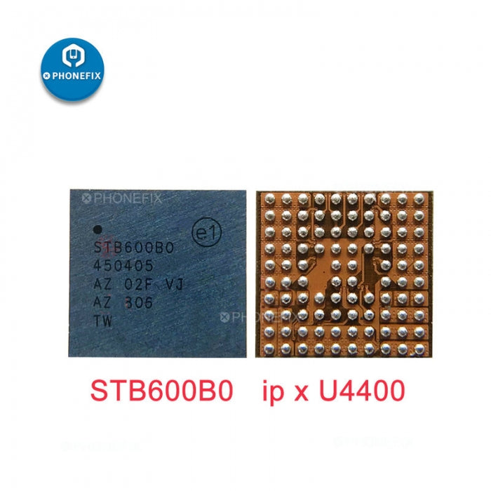 SN2600B1 Power Charging IC STB600B0 STB601A0 Face IC For iPhone 8 X