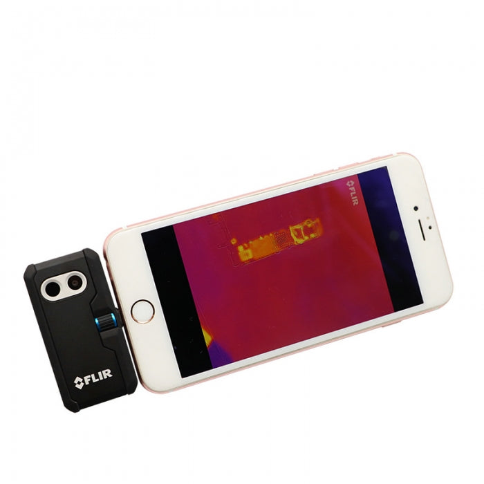 FLIR ONE PRO Thermal Camera PCB Board Fault Diagnosis Assistant