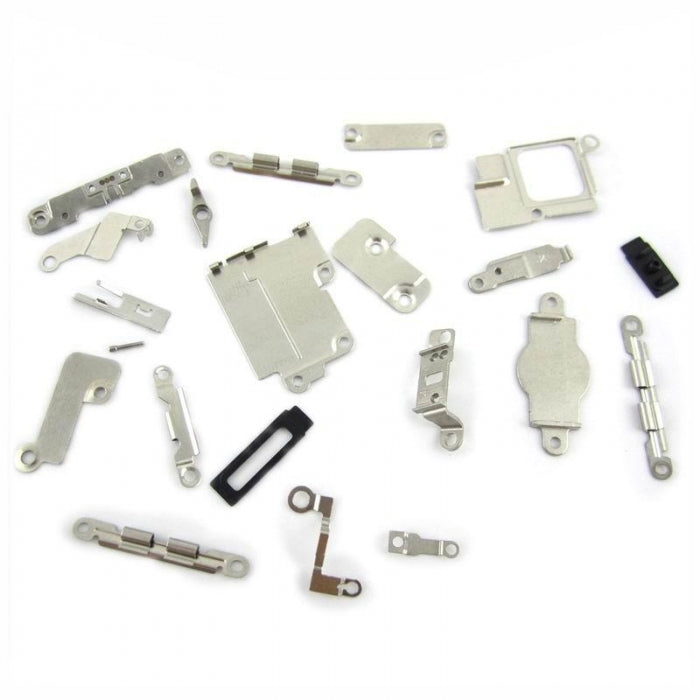 Inside Small Metal Parts Bracket Shield Plate Kit For iPhone 5-X Max