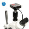 38mm CTV Stereo Industrial Microscope C-Mount Camera Adapter