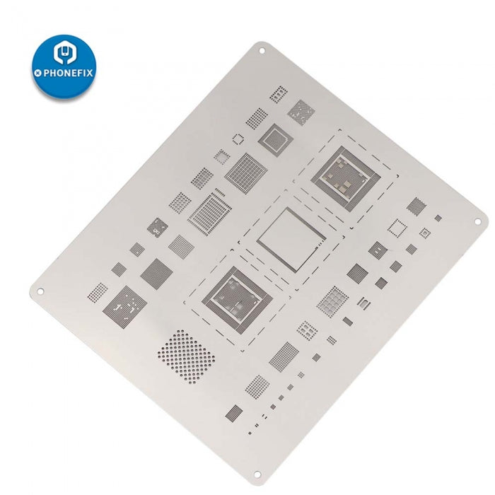 Mechanic iSmt BGA Reballing Stencil For iPhone CPU Soldering Net