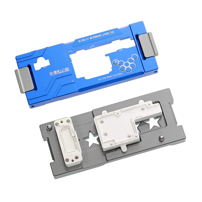 MJ C17 PCB Separation Fixture For iPhone X Logic Board Repair Tool