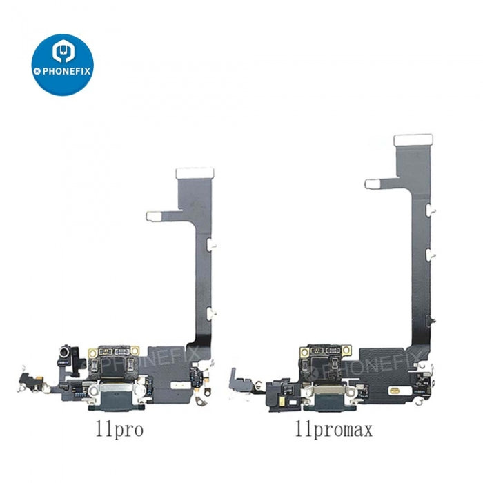 USB Port Charging Dock Tail Plug Flex Cable For iPhone 11 Pro Max