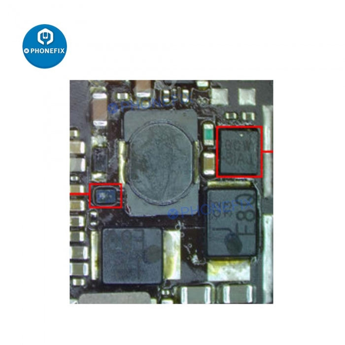 Light Control IC Glass Diode Booster For 2018 IPad A1893
