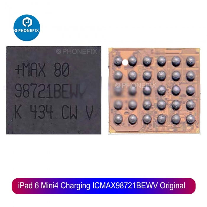 98728B Audio Amplifier IC Sound Codec For iPad Pro 11 12.9 3rd Gen