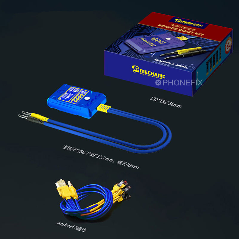 Mechanic iSupply Mini Supply Boot Cable iPhone Power Supply Line