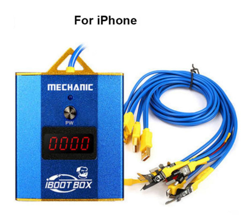 Mechanic iBoot Box DC Power Supply Cable For iPhone Android Phones
