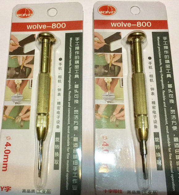 Foxconn Special Screwdriver Pentalobe Y Tri Wing Cross Convex