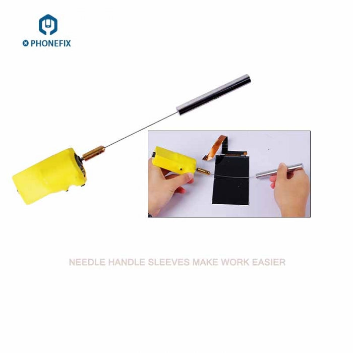 Electric LCD OCA Glue Remover Machine for Phone Screen Renovation Repair