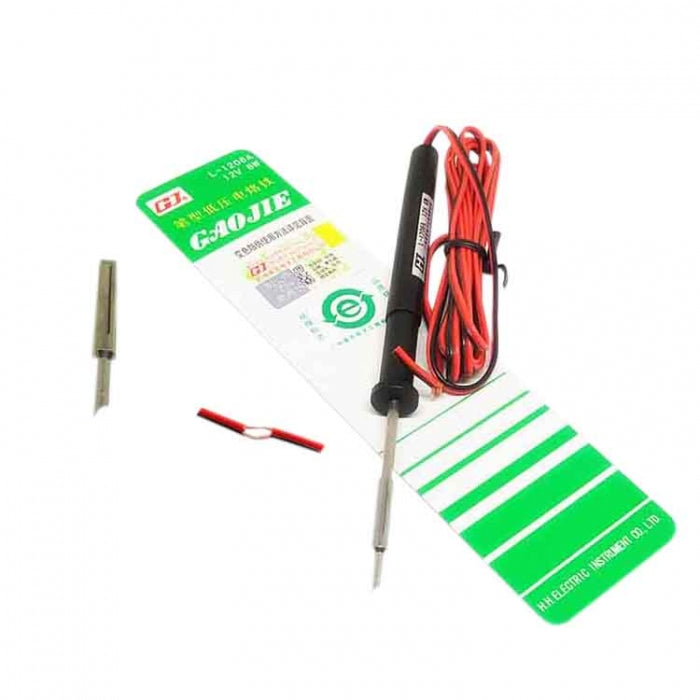 Handle Low Voltage Electric Soldering Iron Solder Pen 6V 12V 6W