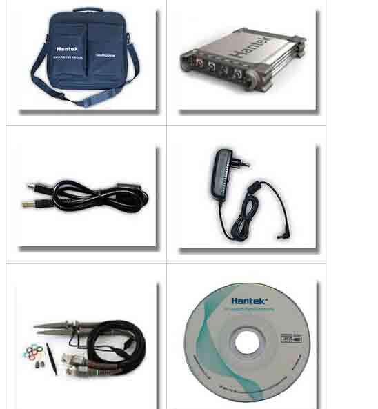 Hantek DSO3000 Series Based PC USB Digital Oscilloscope 1GSa/S