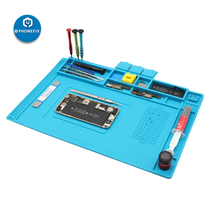 Multi-function Silicone Pad Repair Platform For Phone PCB Soldering