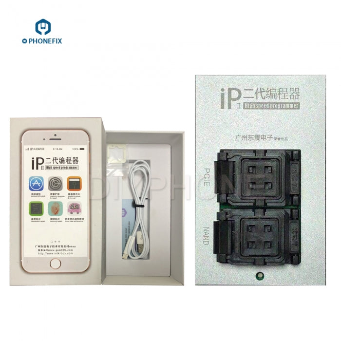 IP BOX 2th Generation Apple NAND Programmer for iPhone 5S 6 6S 7
