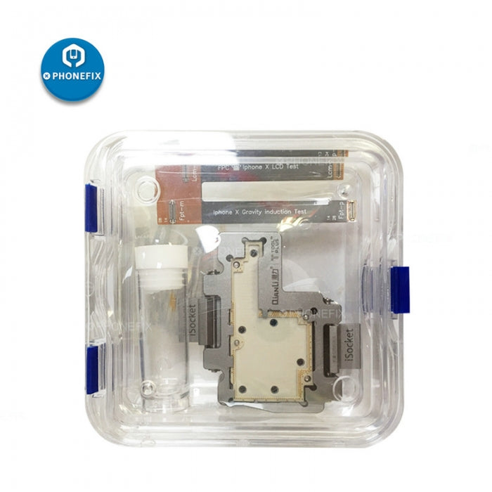 ISocket Jig iPhone X XS MAX Upper Lower Layer Logic Board Test Fixture