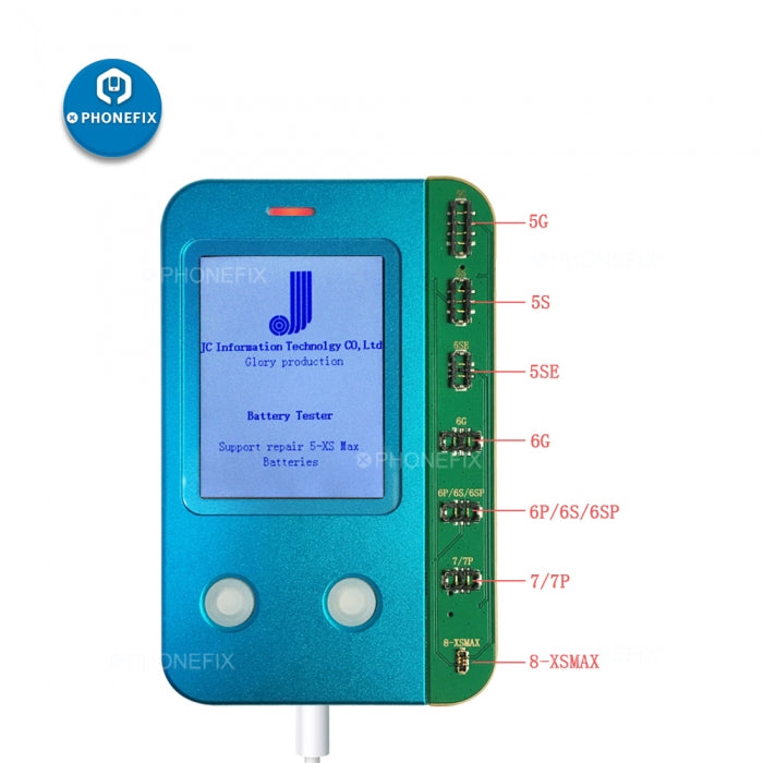 JC B1 battery tester for iphone battery capacity Life Diagnostic Tool