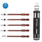 JAKEMY JM-8154 UAV Screwdriver Set Tools S2 Alloy Magnetic Bits