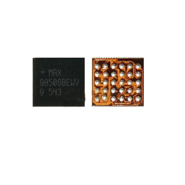 Samsung MAX98506BEWV Audio Frequency IC WTR3925 Charging IC