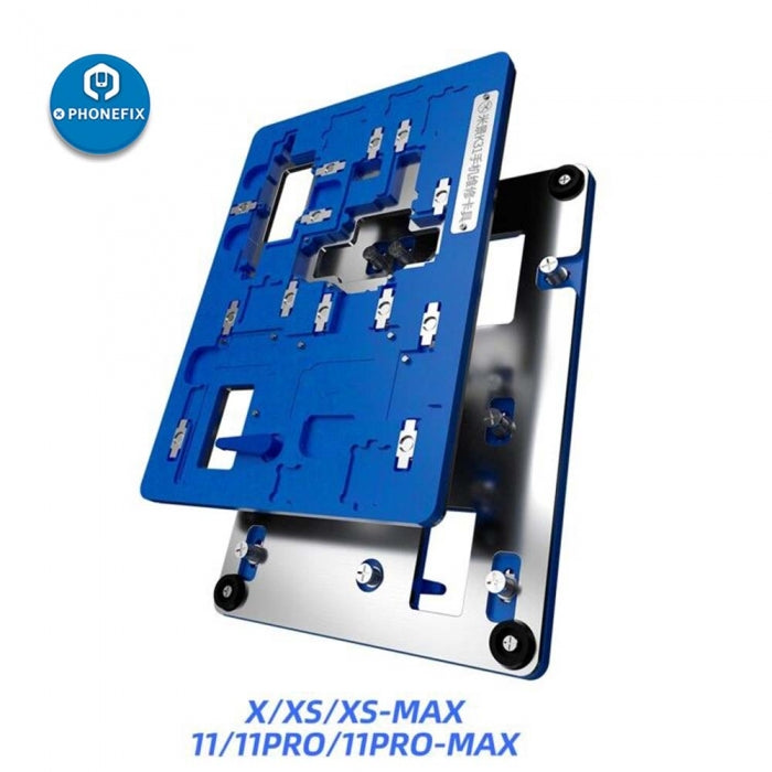 MJ K31 PCB Fixture Holder for iPhone X-11 CPU NAND Chips Desoldering