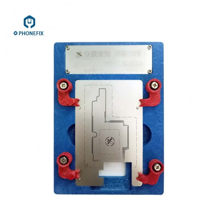 MJ ZX10 iPhone X BGA Reballing Positioning Fixture