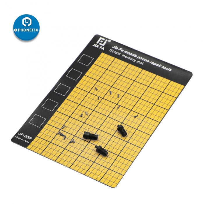 Magnetic Project Mat Prevent Small Electronics Losing Working pad