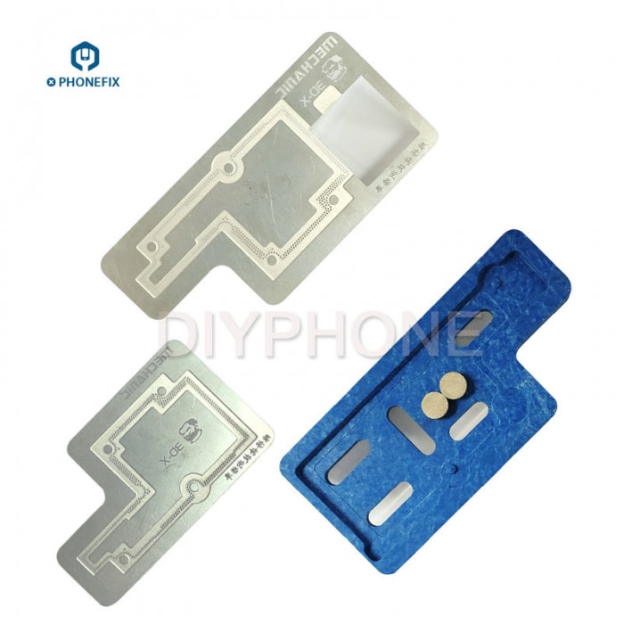 MECHANIC 3D Middle Layer BGA Reballing Stencil for iPhone X A12