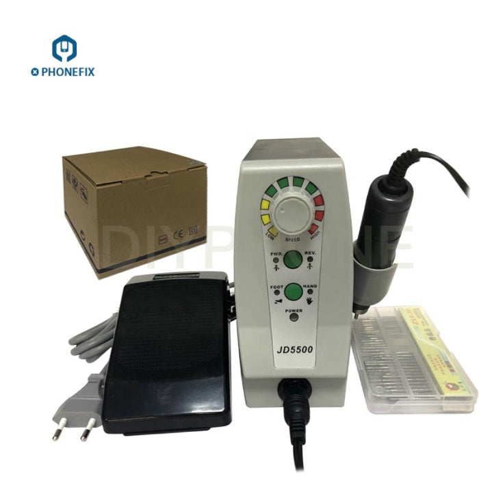 Mini PCB BGA IC Grinding Machine for Iphone Samsang motherboard