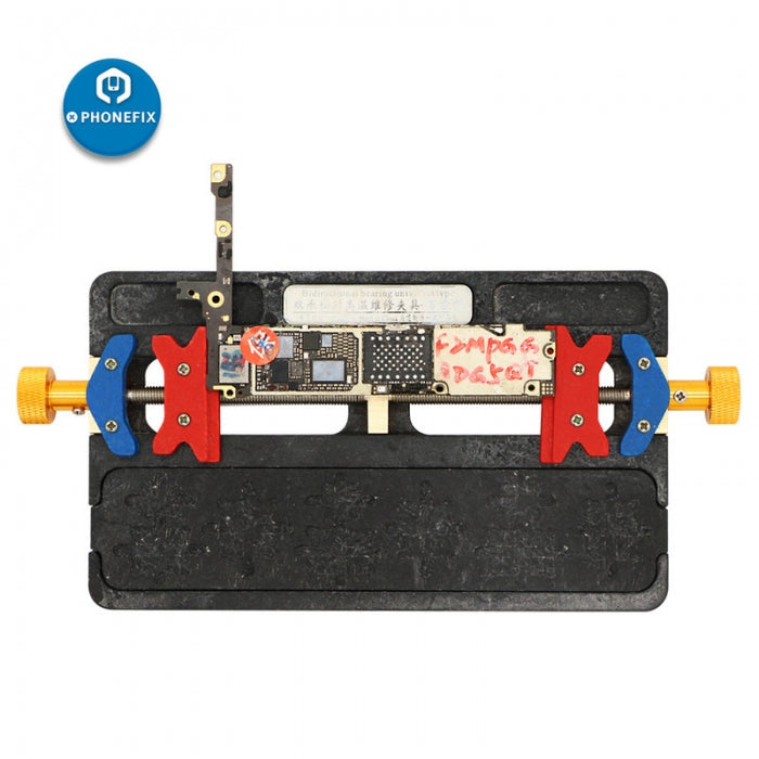 High Temperature Phone PCB Jig Fixture Holder with BGA Groove