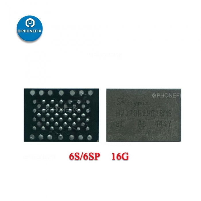 iPhone 6S 6SP 7 7P Nand flash 16G 32G 64G 128G 256G Memory Chip