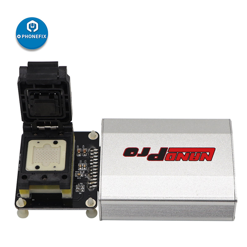 NAND Pro IP BOX NAND Programmer for iPhone 4-6P iPad Repair