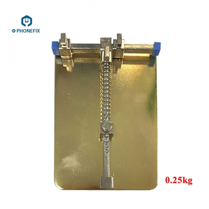 Gold-plated Phone PCB Holder Jig Fixture Soldering Work Station