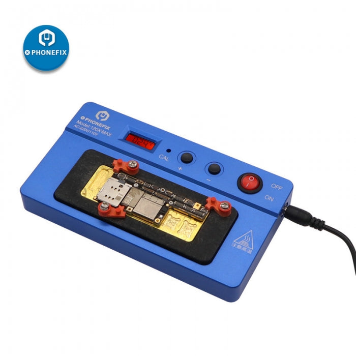 PHONEFIX 120X Pre-Heating Station for IPhone BGA CPU Desoldering