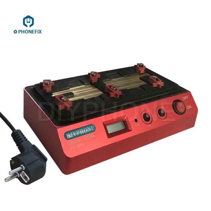 PPD120XL Iphone Double Layers Board Heating Desoldering Station