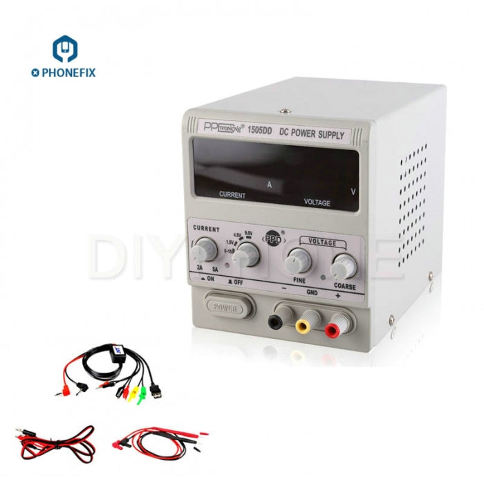 Mechanic DSP15D5 Digital DC Power Supply 15V 5A