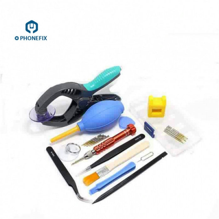 Multi-functional Pry Opening Tool Kit for Phone Disassembly Tools