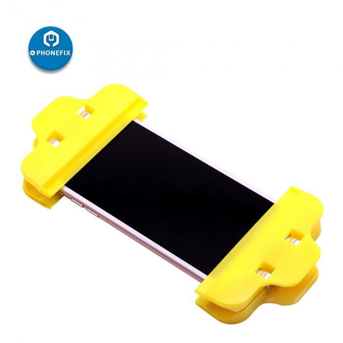 Plastic Clip Fixture Fastening Clamp Phone LCD Screen Opening Fixed