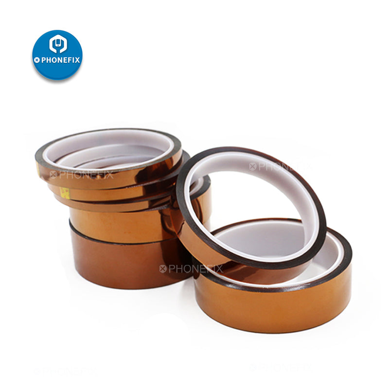 Polyimide Heat Resistant Adhesive Tape for Phone BGA Soldering Sticker