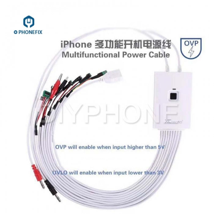 Iphone DC Power Supply Cable Battery Activation Charge Board