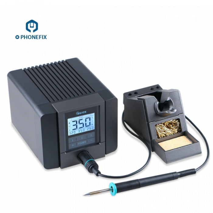 QUICK TS1200A Precision Soldering Station LCD Touch 110V / 220V