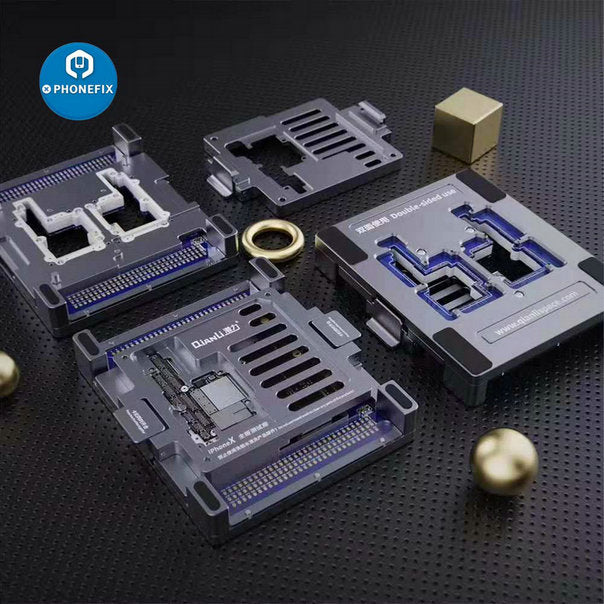 Qianli Double-sided Use iSocket Layering Test Jig for iPhone Repair