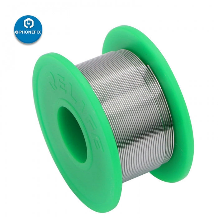 RELIFE No-clean Active Rosin Soldering Wire 0.3/0.4/0.5/0.6mm 20g