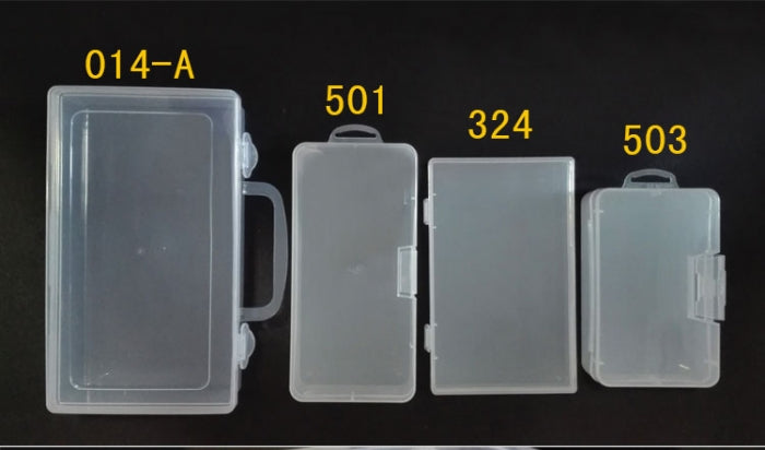 Plastic Storage Box Hardware Accessories Container for Phone Repair