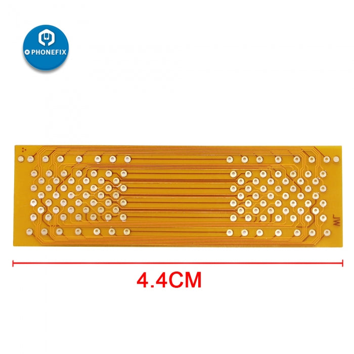 Ribbon Flex Cable for iPhone 5S 6 Ipad 234 Air12 NAND Testing Repair